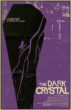 The Dark Crystal - movie poster - Mark Welser