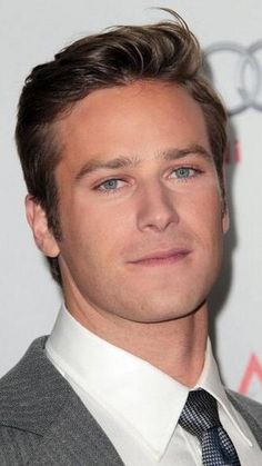 Could Armie Hammer play Christian Grey? YES