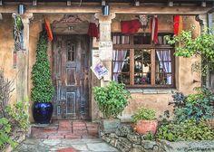 Casanova's in Carmel, California - charming and romantic restaurant with fabulous food