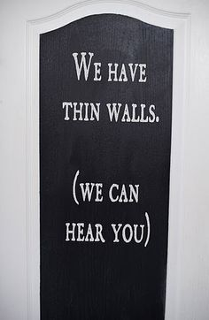 Great If One Is Brave Enough (has Time To) Make And Hang This Sign,. Funny  Bathroom ...