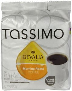 Tassimo Gevalia Kaffe Morning Roast 14 Tdiscs *** Check out this great product.