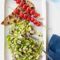 Chopped Tandoori Chicken Salad Recipe