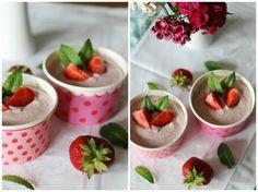 "SASIBELLA: Erdbeerwoche Tag 1 - "" Erdbeer -Ricotta -Creme """