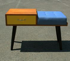 Gossip Table Mid Century Modern.Available In All Colours And Dimensions