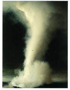 Tornado, 2005  (The quiet of dissolution)  Sonja Braas