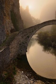 dude. this isn't a bridge in LotR but still, this looks like it could lead to Rivendell or something lol @Trey Ratcliff
