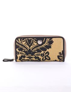 Spartina - Oakley Hall Zip Wallet $38 http://shop.nielsensgifts.com