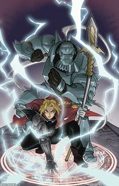 Elric Bros