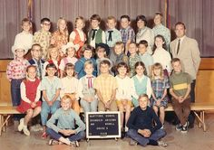 Life In The 1950s, Chandler Arizona, Class Pictures, School Daze, Fifth Grade, Life Images, Elementary Schools, Over The Years, 1960s