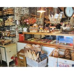 Bread & sweets at The Grounds - Alexandria, Sydney. Photo by A.Pihan