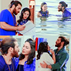Yaman and Özdemir – Collage Turkish Men, Turkish Actors, Movie Couples, Cute Couples, Early Bird, Most Romantic, Movie Characters, Cheryl, Favorite Tv Shows
