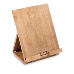 Chef Recipe Book Stand Bamboo