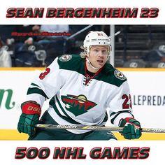 Sean Bergenheim Reaches 500 NHL Games   Spyder Sports Lounge
