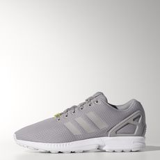 best authentic 46a10 01fcb adidas zx flux shoes 14 light granite adidas shoes covetme Adidas Zx Flux