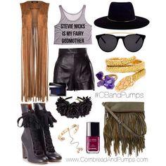 Witchy Wednesdayzze  #CBandPumps #StyleBlogger #CLTBlogger @polyvore @teesandtankyou #stevienicks #styleicon #wednesday #WitchyWoman #FashionBlogger #tapfordetails #Chloe #Stylist #Rhiannon #boho #gypset #cltblogger #cartier #style #fashion #stylefile #fall #moschino #elizabethandjames