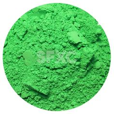 Fluorescent Pigments - Green - SFXC | Special Effects and Coatings