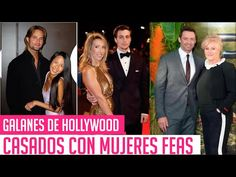 Galanes de Hollywood casados con la mas fea de la Fiesta! | www.insurance-autoauctions.site