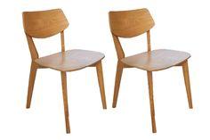 BORA - Chaise En Frêne Design