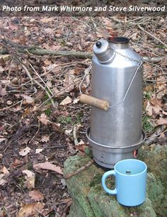Ghillie Kettles - a must have when fly fishing