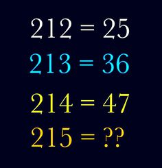 Solve the mind twisting number puzzles
