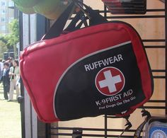 What to Put in a Dog First Aid Kit!