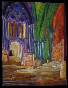 Stairway to Heaven by Sally Wright