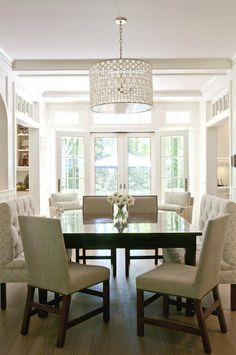Designing Home: 6 Options for painting trim white on white
