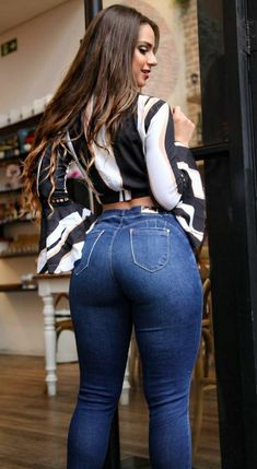 Superenge Jeans, Sexy Jeans, Skinny Jeans, Blue Jeans, Musa Fitness, Sexy Cowgirl, Curvy Girl Outfits, Skinny Girls, Girls Jeans