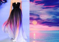 すべてが幻想的!ロシア人アートクリエイター・リリヤが贈る「ドレス×自然」の素敵な作品たち♡! | marry[マリー]