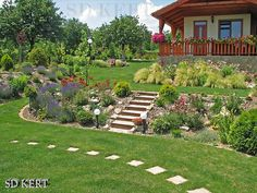 SD KERT - kertépítés, szép kert ötletek, képek, fotók, referencia, kertdesign, kerti megoldások, kialakítások, kertépítés fényképek