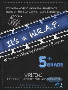 7th grade common core ela bell ringer core chomp school thank you for selecting its a wrap this product was created to help you to fandeluxe Images