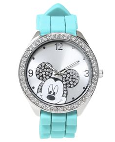 Mickey Mouse Rubber Watch - Watches