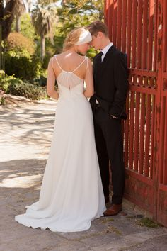 REMBO STYLING WEDDING DRESSES Light vintage dresses LA NUVIA PIM PAM Barcelona