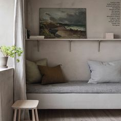Sofa, Couch, Trends, Simple House, Nirvana, Home Interior, Hygge, House Tours, Guest Room