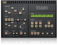 UVI Vintage Legends | U1250 GUI