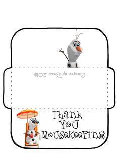 My own MouseKeeping envelope, based on a design found here… Disney World Planning, Disney World Vacation, Disney World Resorts, Disney Vacations, Disney Cruise Tips, Disney Parks, Walt Disney, Vacation Scrapbook, Disney Scrapbook