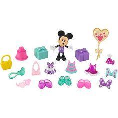 Fisher-Price Minnie Surprise Birthday Bow-Tique Play Set - Walmart.com
