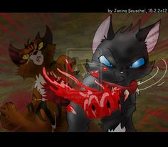 I actually felt so bad for Tigerstar when this happened