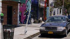 Ford Crown Victoria car in BROOKLYN NINE-NINE: UNDERCOVER (2014) @ford Comedy Tv Series, Brooklyn Nine Nine, Car Brands, Undercover, Ford, Victoria, Crown, Entertaining, Corona