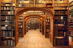 As 18 bibliotecas mais majestosas do planeta 13 Biblioteca Científica de Oberlausitzische, Gorlitz, Alemanha