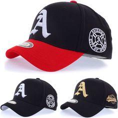 be1a9bbd409 New Mens Womens Unisex Arizona A Logo Flexfit Baseball Cap Stretch Fit Hats