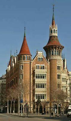 Casa Terrades - Barcelona - Espanha