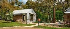 More cool modular homes from San Antonio