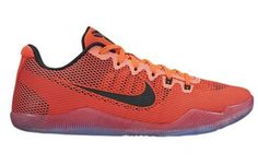 Here Is A First Look At The Nike Kobe 11 Bright Mango