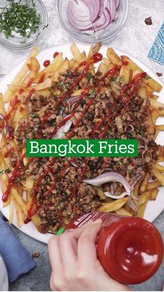 Asian Recipes, New Recipes, Cooking Recipes, Favorite Recipes, Healthy Recipes, Appetizer Recipes, Dinner Recipes, Appetizers, Tastemade Recipes