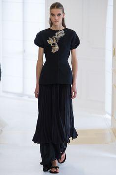 Défilé Christian Dior: Haute Couture automne-hiver 2016-2017