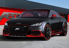2015 Audi TT by ABT - TuningCult.com