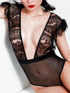 Rebecca Ansah Noella Bodysuit