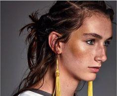 ¡Atrévete! La nueva tendencia en maquillaje que causa revuelo (+fotos)