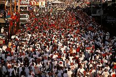 carnival in trinidad. my country <3